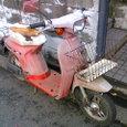 愛する私のバイク